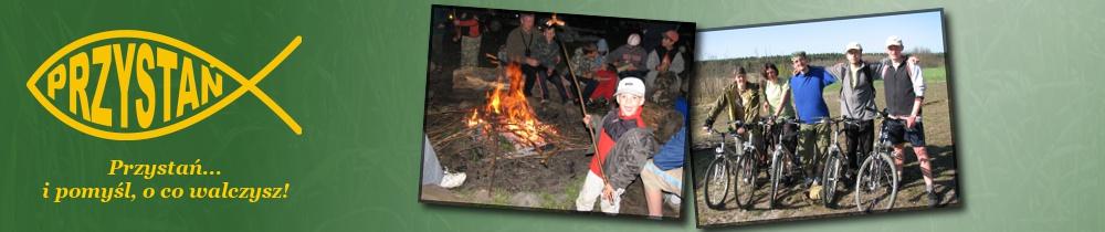 Przystań - rodzinne wyprawy kajakowe i żeglarskie